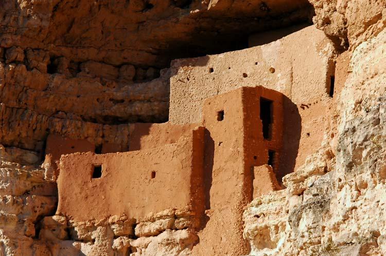 Cliff Dwellings at Montezuma Castle