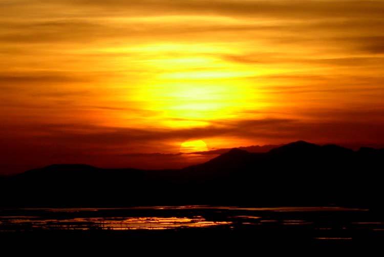 Ensign Peak Utah