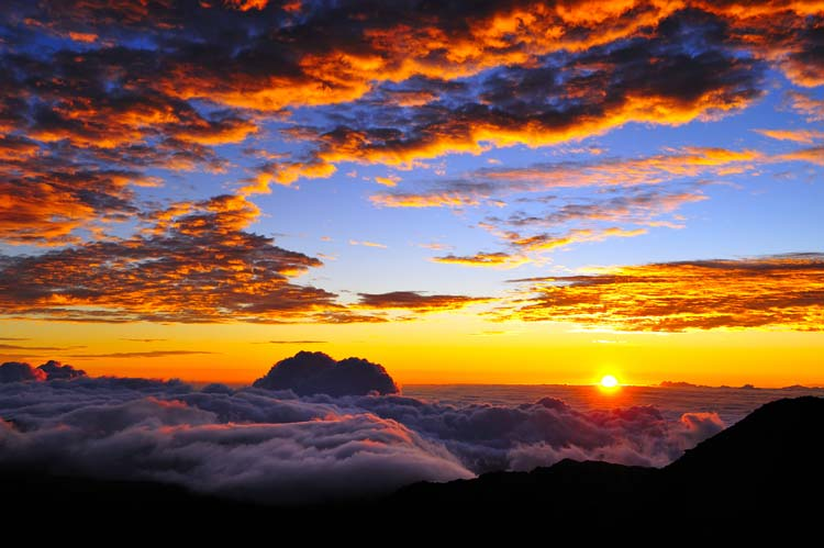 Mount Haleakala Maui