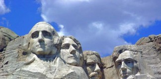 Presidential Faces of Mount Rushmore