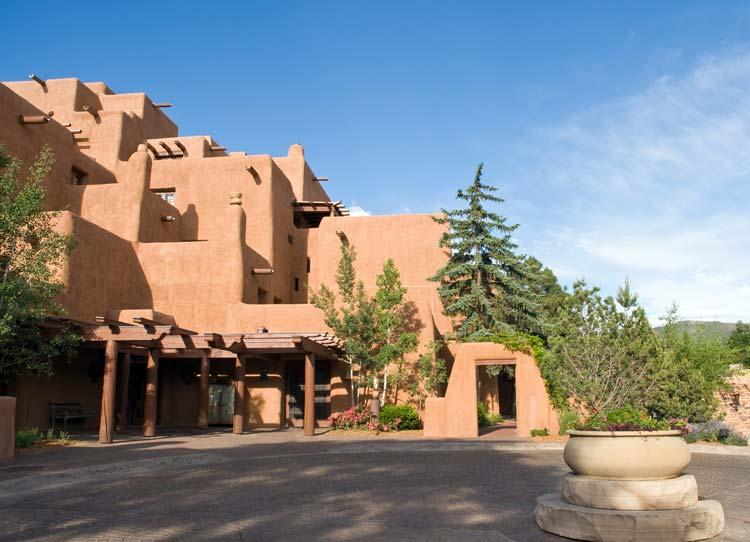 Santa Fe NM Architecture