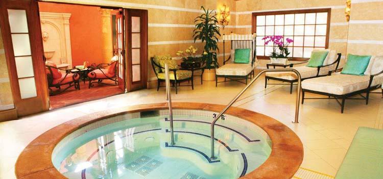 Grand Del Mar spa