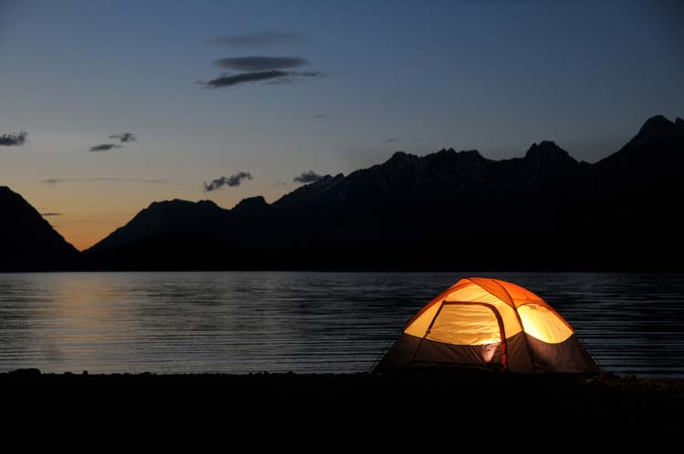 unique camping tents