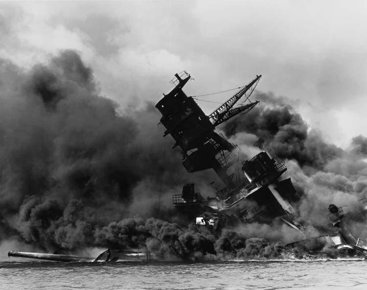 Uss Arizona 7 December 1941