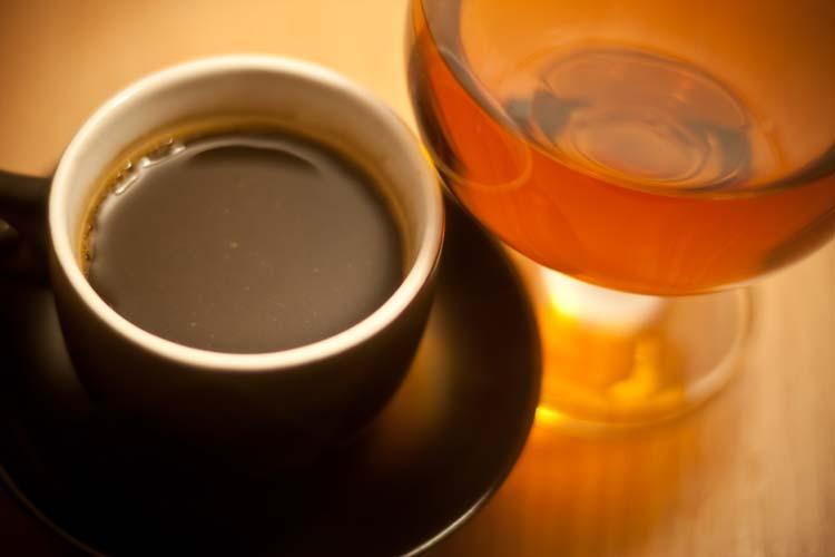 caffe corretto