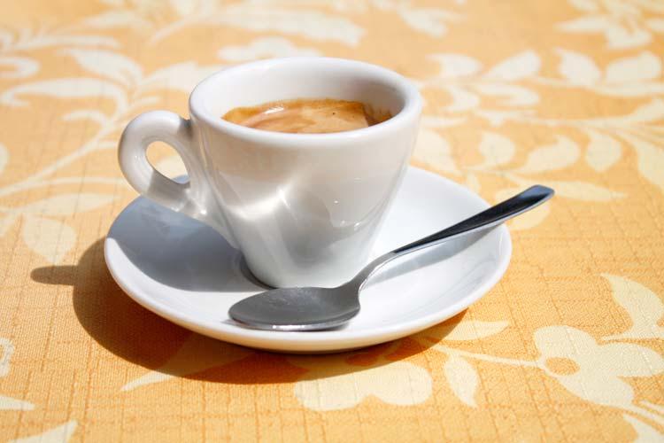 caffe stretto