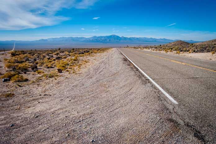 Extraterrestrial Highway Area 51