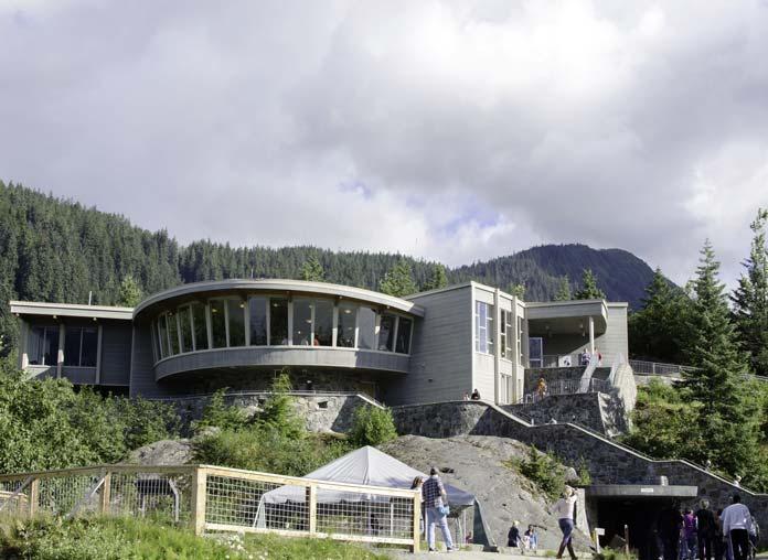 Mendenhall Glacier Visitors Center