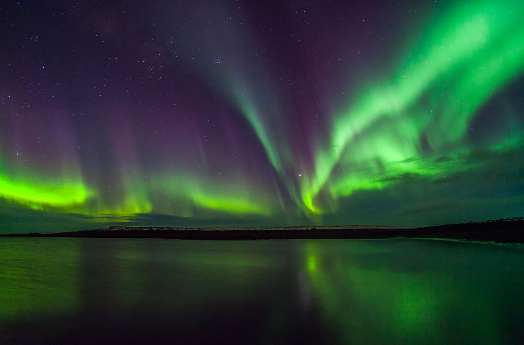 The Aurora Borealis Or Northern Lights A Festival Of Colors