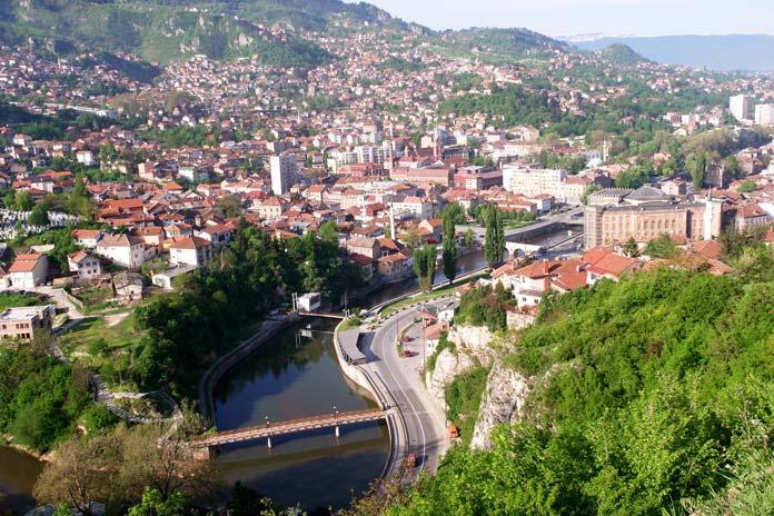Sarajevo Bosnia-Herzegovina