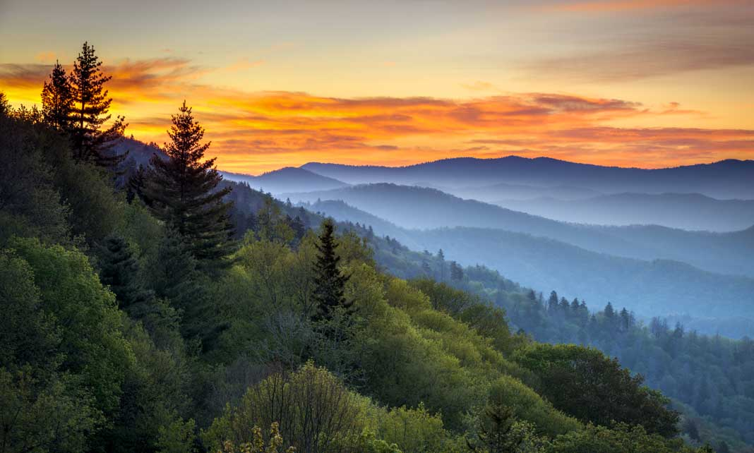 Smoky Mountains National Park; Gorgeous and Plenty to Do