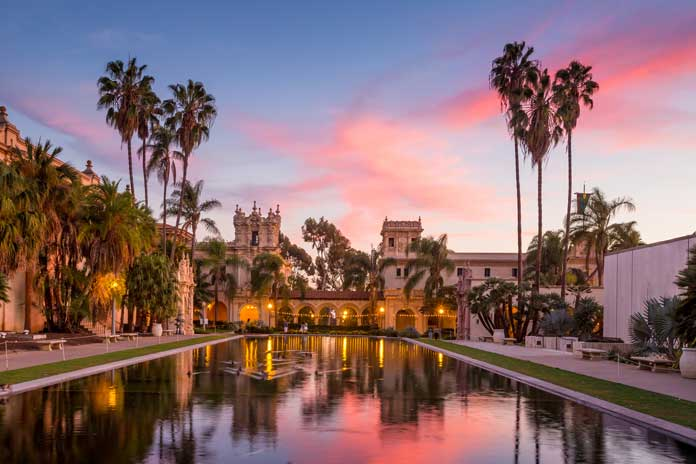 romantic things to do in san diego