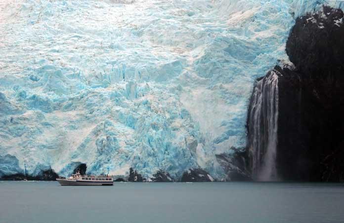 Exit Glacier national park