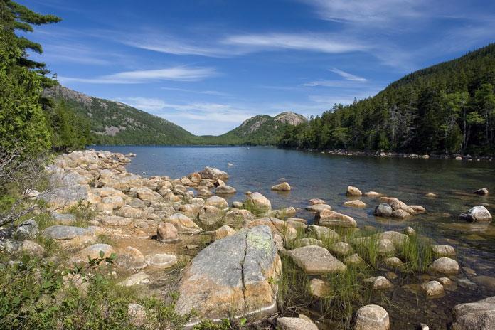Jordan Pond Hike