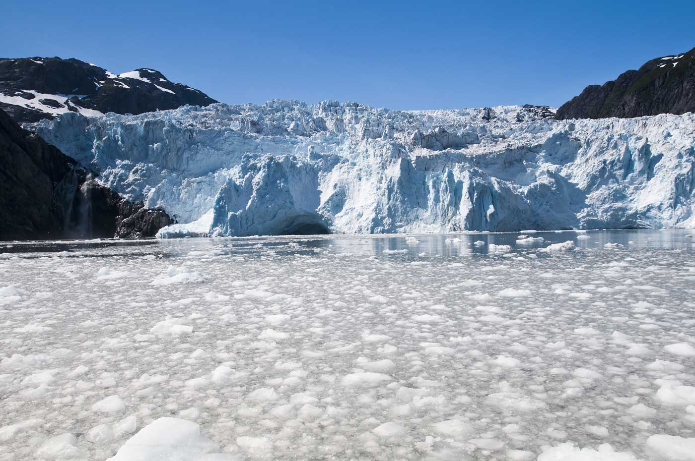Kenai Fjords National Park Presents Some Of The Best Of Alaska