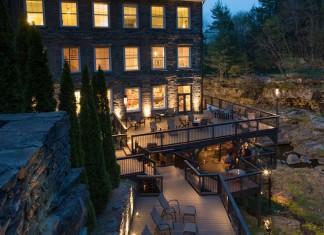 Ledges Hotel Pennsylvania