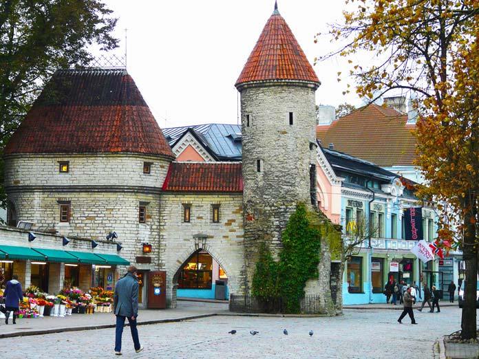 Best Restaurants In Tallinn Estonia