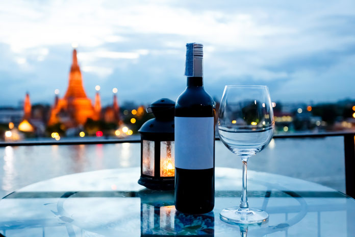 Wine tours in Thailand