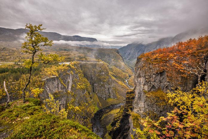 the beauty of Hardangervidda