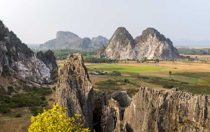 Countryside Cambodia