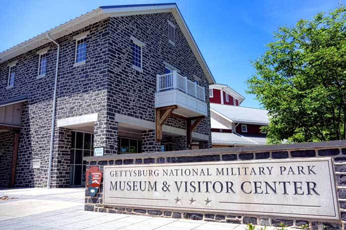 Gettysburg National Park Museum and Visitor Center