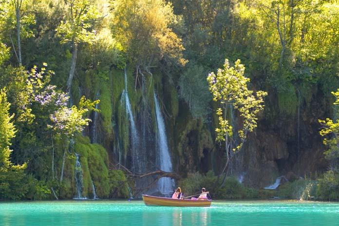 Lake Kozjak Plitvice National Park Croatia