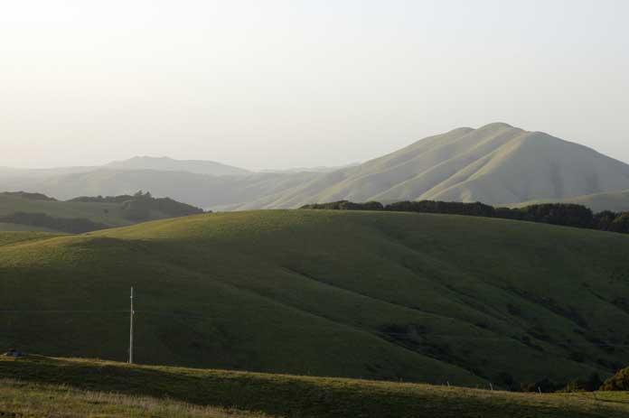 Marin County Bolinas Ridge