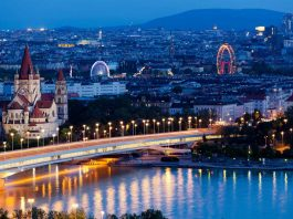 attractions of Vienna