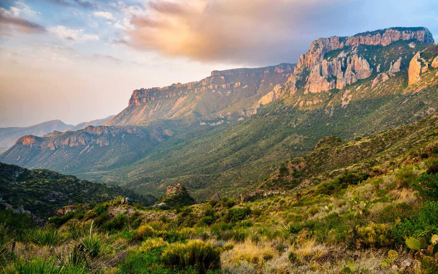 Head to the Border to See Big Bend National Park