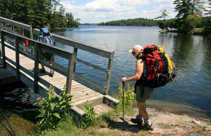 Costs and Information for backpacking Canada