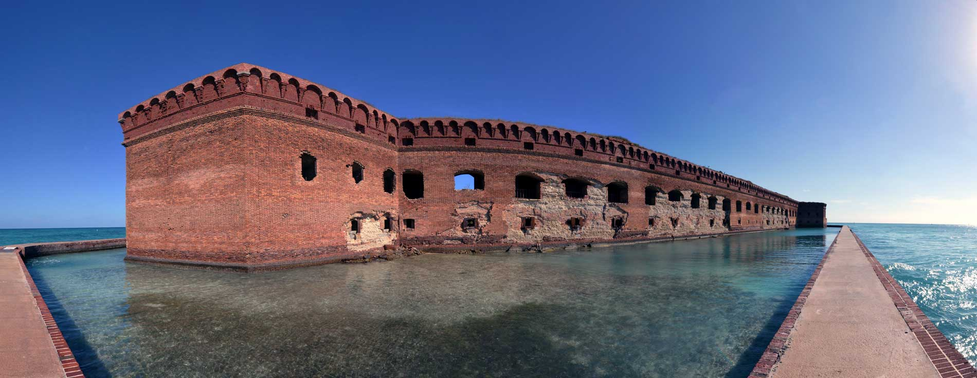 Dry Tortugas National Park Heaven At Sea