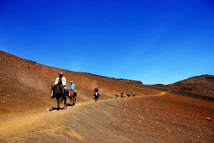 Guided Activities at Haleakala