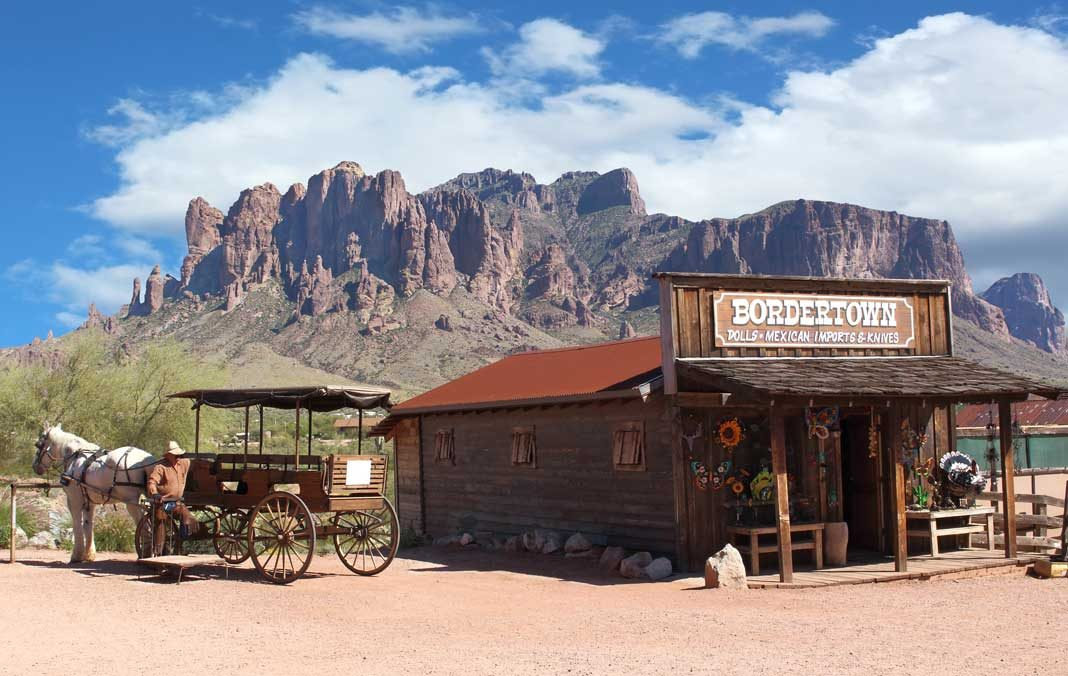 Historic Places of the American West