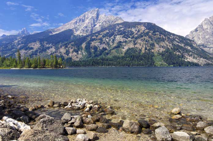 Experience The Mountains Of The Famous Grand Teton