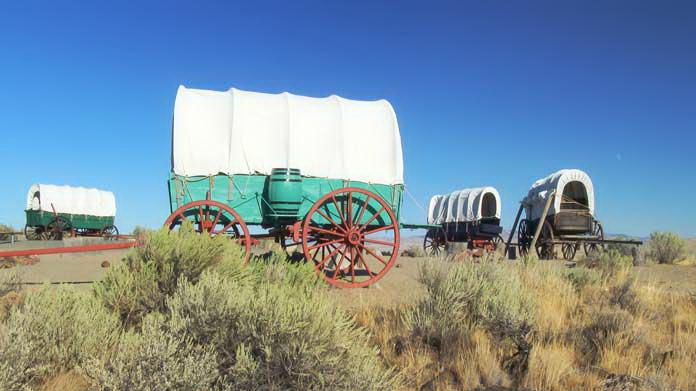 National Historic Oregon Trail
