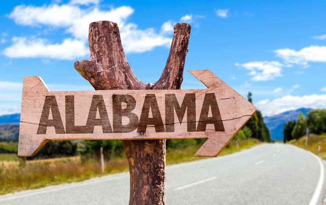 National Parks Alabama