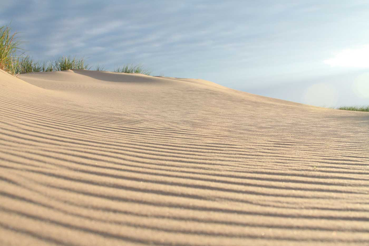 Sleeping Bear Dunes National Lakeshore was Voted Best