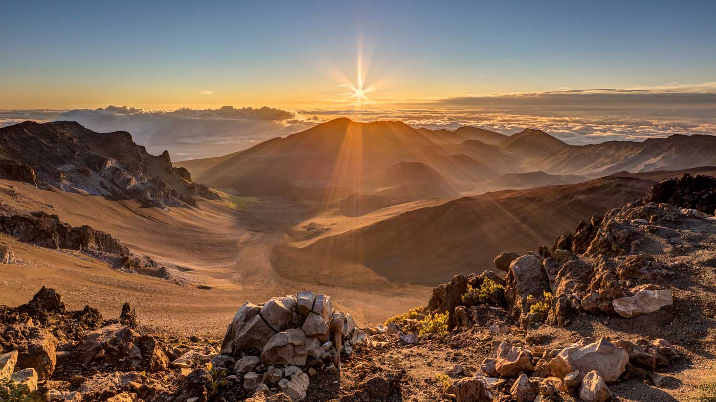 Visit The House Of The Sun In Haleakala National Park