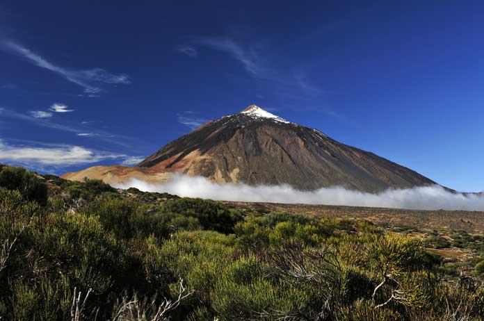 Teide Volcano Tenerife