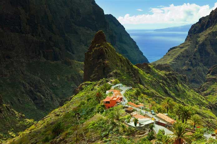 Tenerife Canary Islands Spain