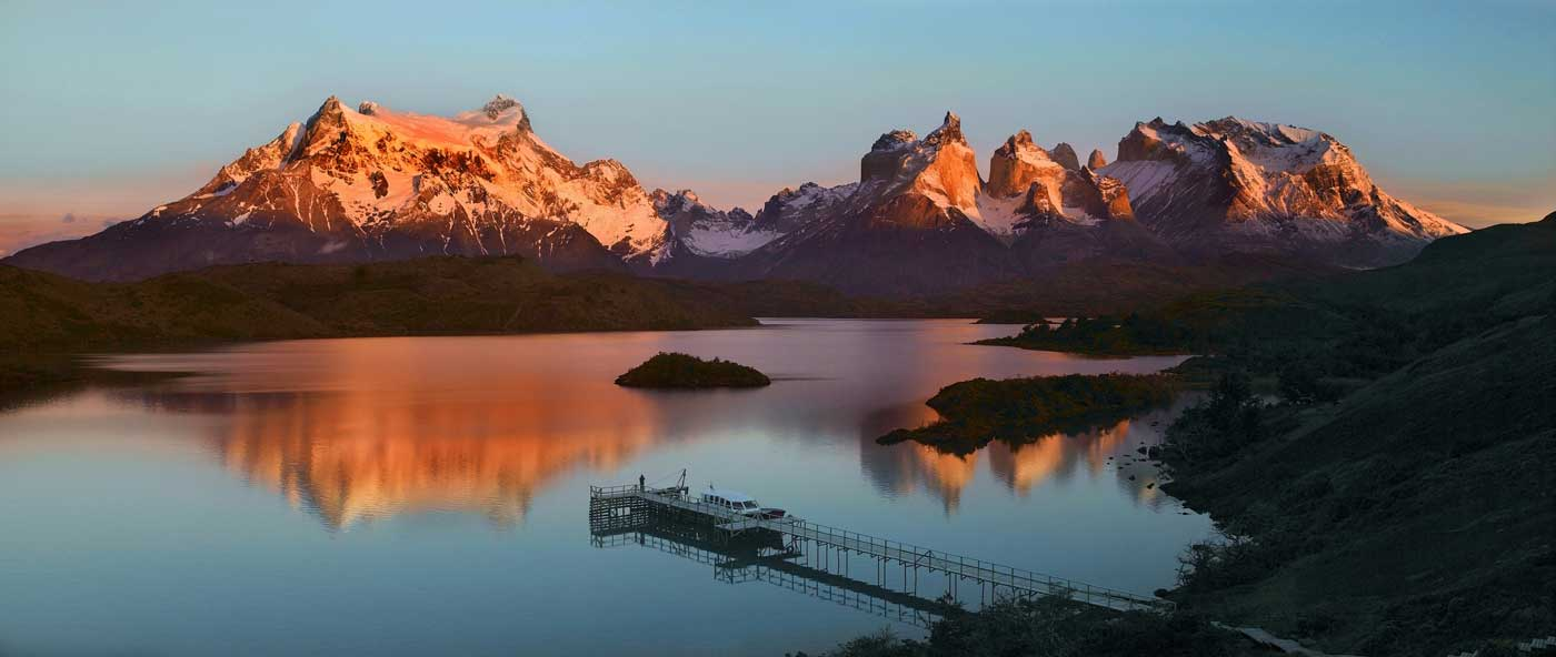 Torres del Paine National Park is Incredibly breathtaking