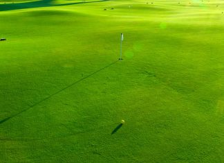 best golf courses in the US
