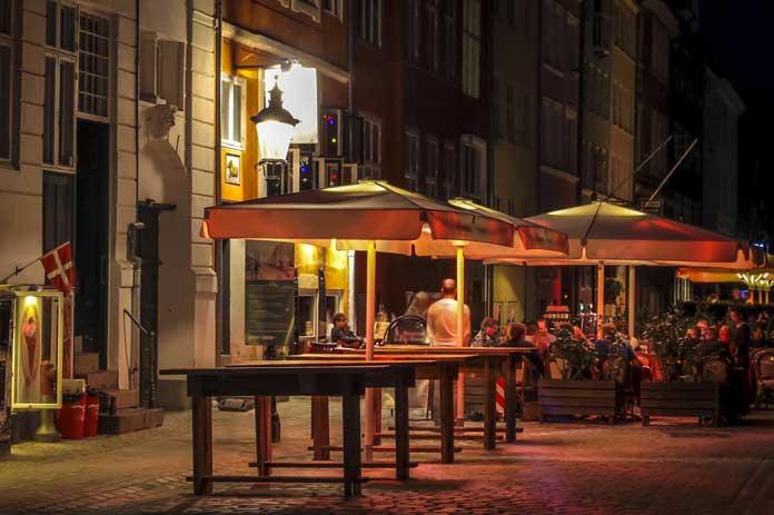 copenhagen restaurant