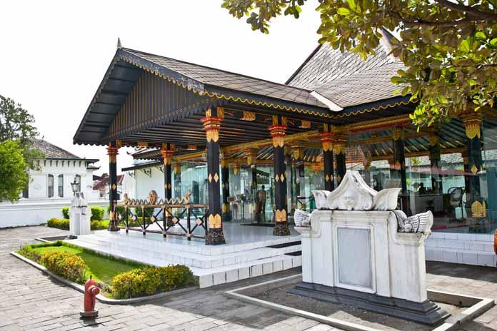 kraton palace yogyakarta