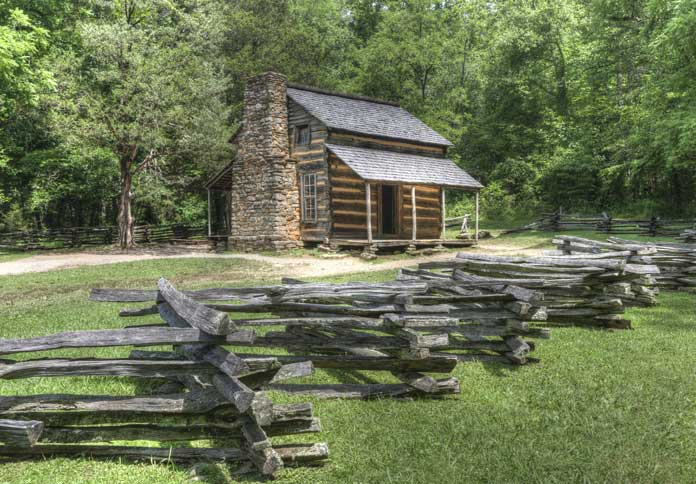 The best cabin rentals in the u s are waiting for you for Cabin rental smokey mountains