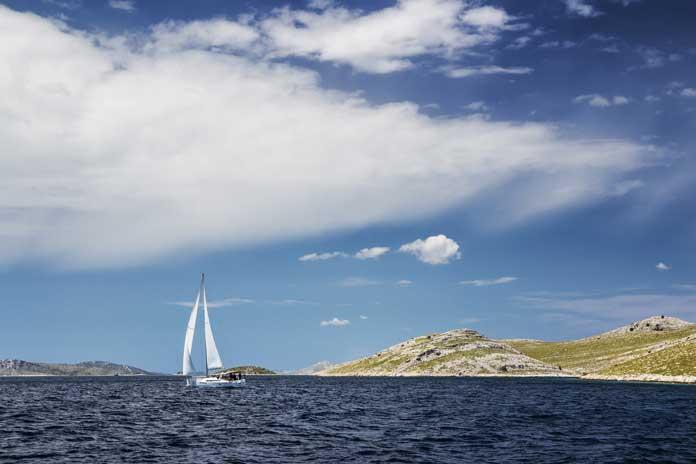 Sail through the Kornati National Park