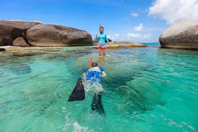 Snorkel Adventures in the US