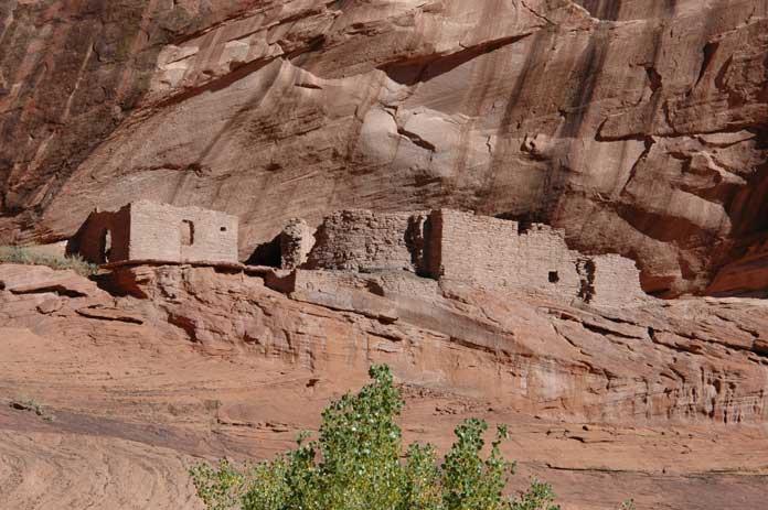 canyon de chelly ruins
