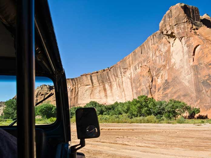 canyon de chelly scenic drive