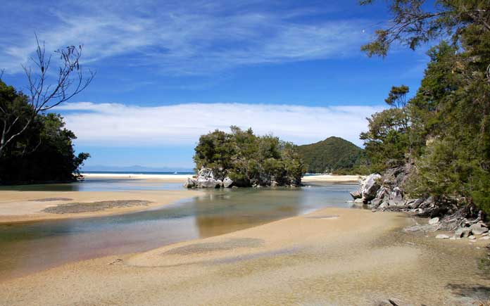 coast Abel Tasman